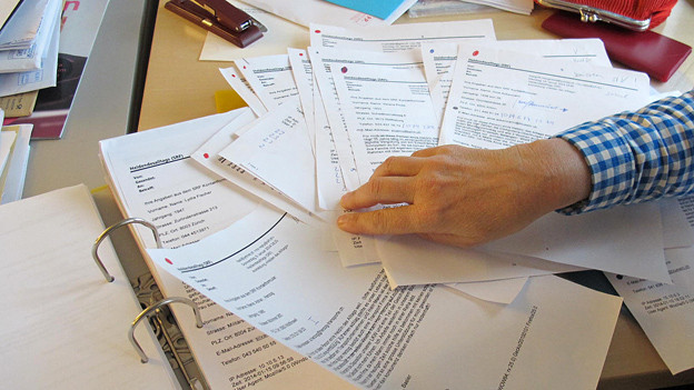 Rund 250 Vorschläge gingen auf der Redaktion von Radio SRF 1 ein.