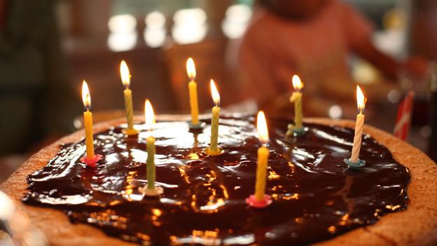 Warum ist die Geburtstagstorte besser als jede andere? Weil ein Ritual dahinter steckt.