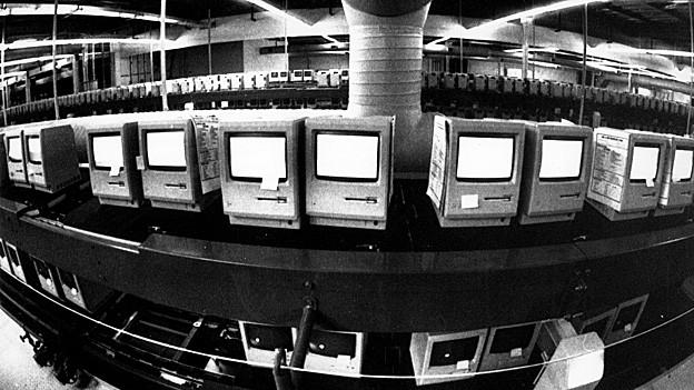 28. März 1984: Die Geburtsstunde des Mac.