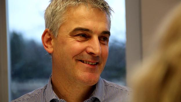 Adrian Herzog aus Wölflinswil (AG)