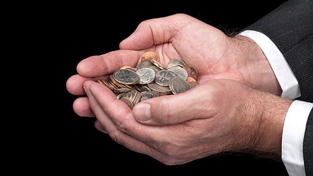 Woher kommt unser Trieb, Geld zu scheffeln?
