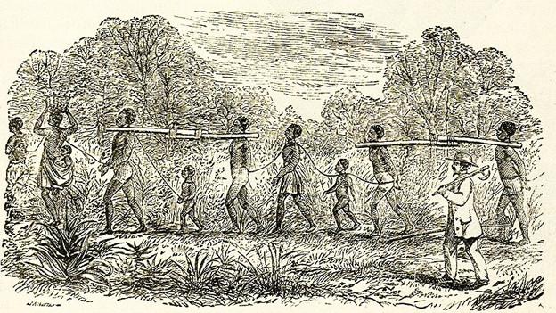 Auch Ostschweizer Sklavenhalter arbeiteten auf Plantagen in Surinam oder Südamerika.
