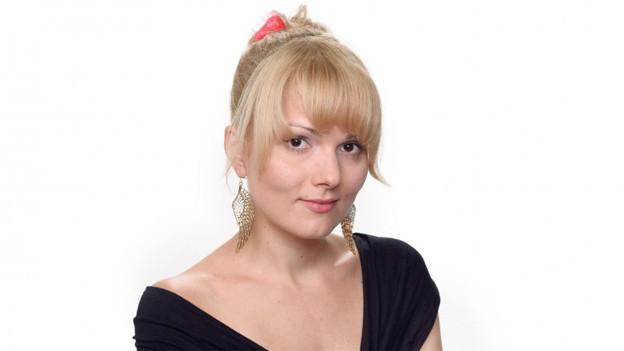 Porträt Rosanna Grütter.
