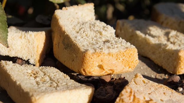 Altes Brot.