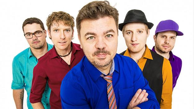 Mash: Nach dem letzten Live-Auftritt im Jahr 2006 kommt die Band zurück auf die Schweizer Bühnen.