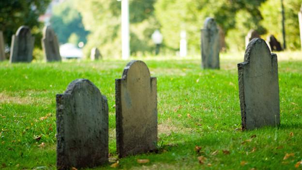 Der richtige Friedhof hat sein Pendant im Internet