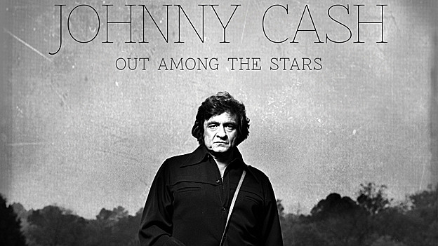 Plattencover Johnny Cash: «Out Among The Stars».