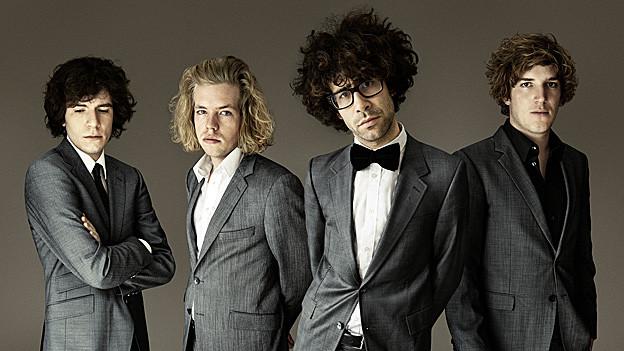 Die Musiker von «Pegasus».