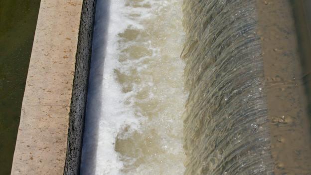Die Abwasserreinigungsanlage in Dietikon.