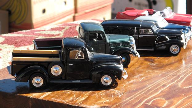 Alte Spielzeugautos