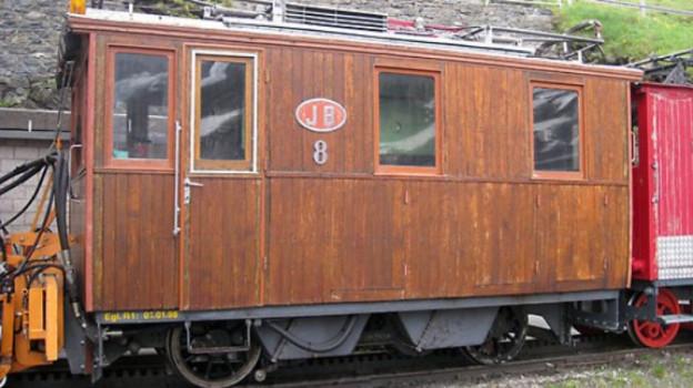 Seit über 100 Jahren im Dienste der Jungfraubahn.