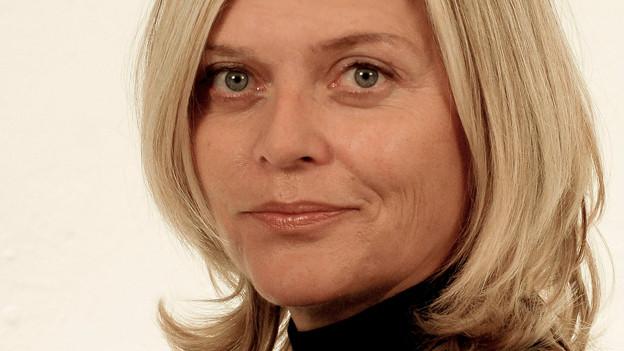 Portrait von Claudia Conrad.
