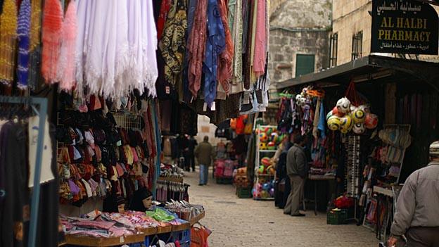 Orientalischer Bazar.