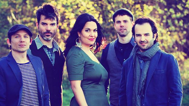 Bandfoto von «Anshelle».