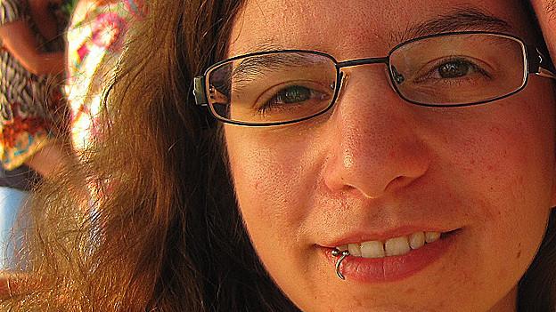 Porträt von Olivia Garcia.