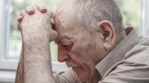 Alter Mann