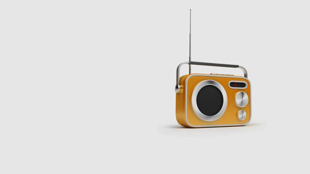 Kleines Radio.
