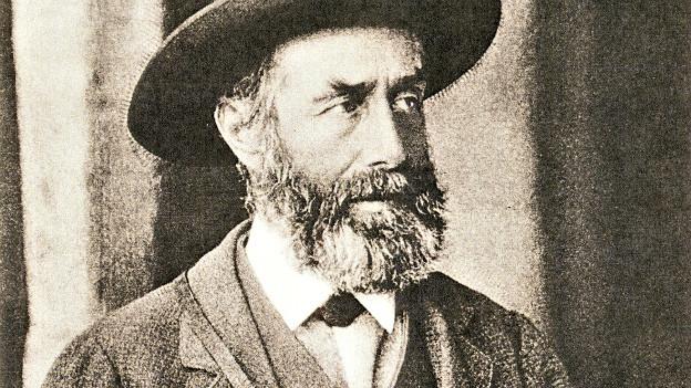 Porträt Melchior Anderegg