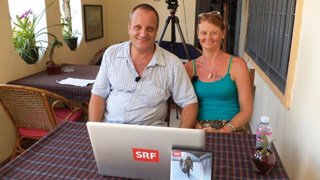 Peter Krüsi und Monika Lienert