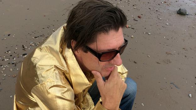 Kurt Maloo hat für sein neues Album alle Instrumente selber eingespielt.
