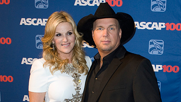 Garth Brooks und Trisha Yearwood.