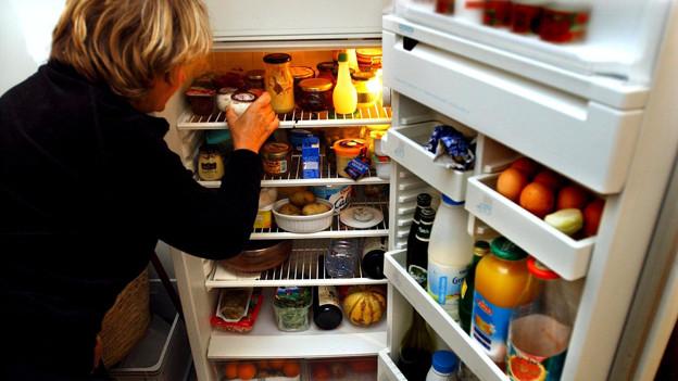 Bei uns hat sich der Kühlschrank erst in den 1950er-Jahren etabliert.