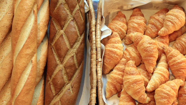 Französisches Brot.
