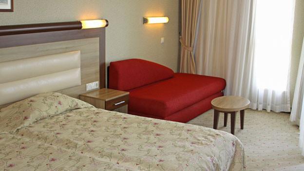 Symbolbild: Hotelzimmer