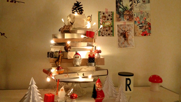 Kreative christbaum alternativen ratgeber srf for Christbaum alternative