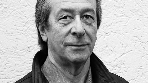 Rolf Niederhauser im Porträt.