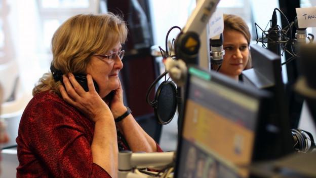 Esther Schönmann, Rolf Geiser und Tanja Reusser.