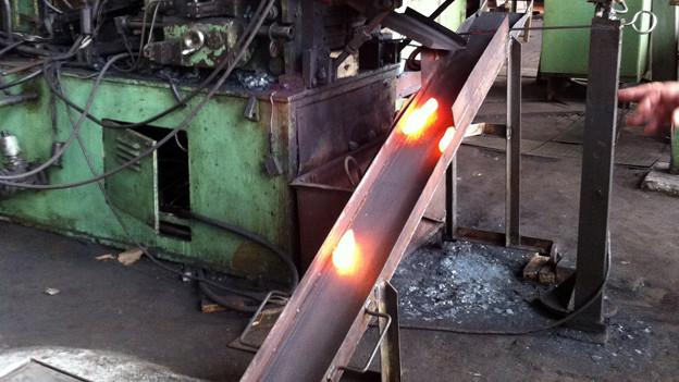 Industrie in der Ukraine