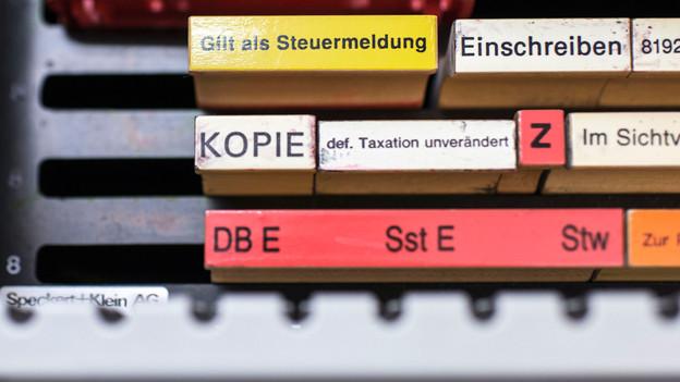 Steuerbehörde