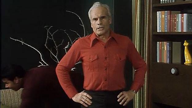 Porträt von Jakob «Jack» Günthard in der Fernseh-Sendung.