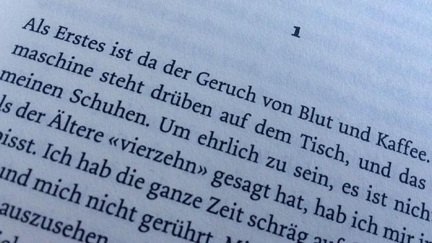 Erster Satz.