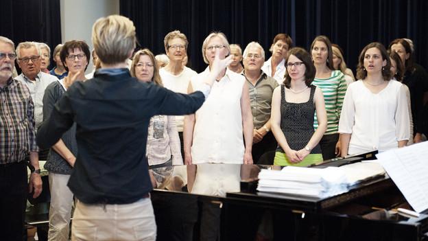 Der «Puls»-Chor.