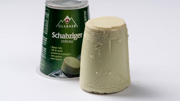 Schabziger-Stöckli.