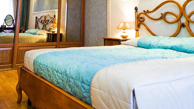 Luxus-Bett