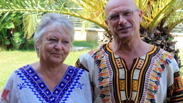 Maya Goerner und Fabio Boer.