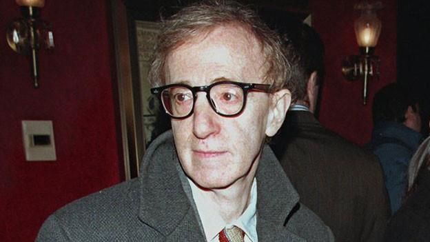 Porträt Woody Allan