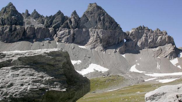 Glarner Berge.