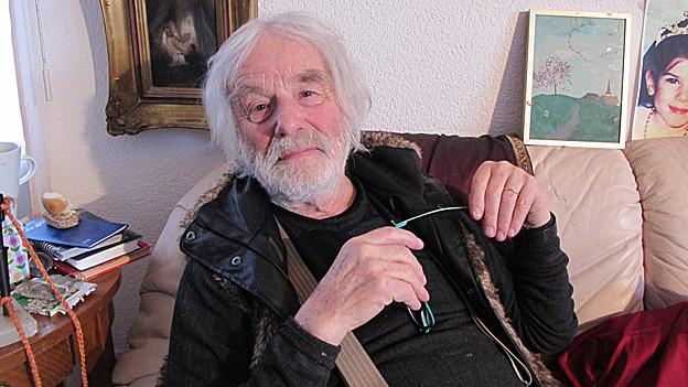 Porträt Ernst Sieber