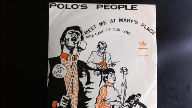 Polo Hofers erste Aufnahme: Meet Me At Mary's Place.