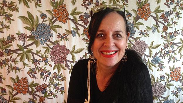 Porträt von Amsél.