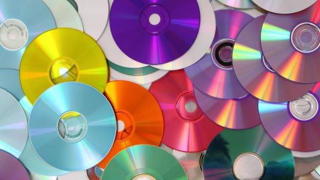 Alte CDs