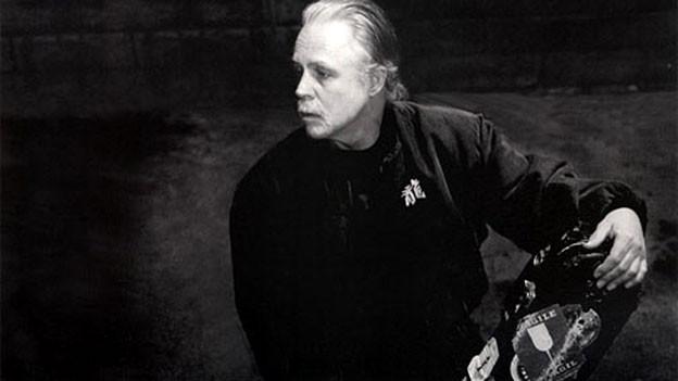 Steve Young im Porträt.