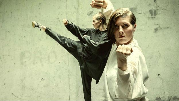 «Am liebsten würde ich den ganzen Tag lang Kung Fu machen.»