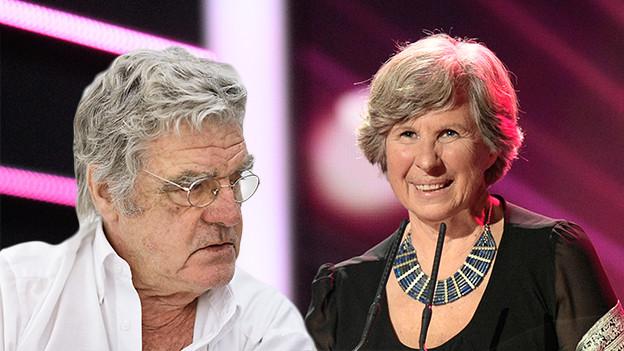Porträt von Onorio Mansutti und Katrin Hagen.