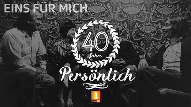Visual 40 Jahre «Persönlich»