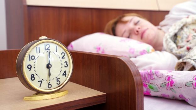Eigener Wecker eigenes Kissen im Hotel